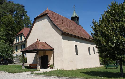 Bericht Radiästhesie- und Geomantieprojekt «Hippoltskirch und Lourdesgrotte Ferrette im Elsass» (7. September 2019)