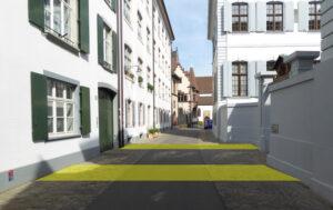 Radiästhetische und Geomantische Exkursion Basel